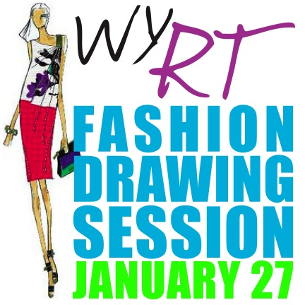 Fashion Illustrators Group will discuss and share thoughts on how fashion illustration has developed and changed, hand-drawn vs. computer aided, how illustrators the designer's vision, and of course freelance/permanent job