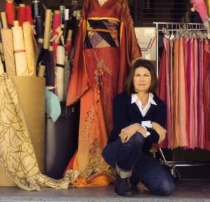 costume designer, Colleen Atwood