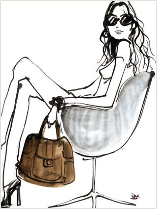 Bendel's fashion illustrator