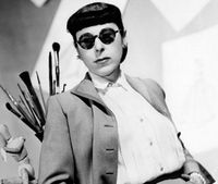 """Produced by: Sara Fishko        Read More:  Fishko files profiles     Who has the most Academy Award nominations and Statues of any woman in history? It's Edith Head, once Costume Designer to the stars. WNYC's Sara Fishko has more, in this edition of Fishko Files.   Read More from the speakers featured in this week's Fishko Files... Fashion and costume designer Bob Mackie has designed for icons such as Diana Ross, Cher and Liza Minnelli. The """"sultan of sequins,"""" as Mackie's sometimes called, has received nine Emmy Awards and three Academy Award nominations. Costume Designer and costume design historian Deborah Nadoolman Landis created Michael Jackson's red Thriller jacket (1983) and Harrison Ford's iconic fedora and jacket for Raiders of the Lost Ark (1981), among other famous costumes. She is the David C. Copley Chair, and Director of the Copley Center for Costume Design at the UCLA School of Theater, Film & Television. Her most recent book is Dressed: A Century of Hollywood Costume Design."""
