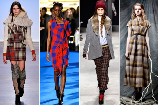 Fashion looks Fall 2011 Fashion Week—or, as they say in the biz, Fashion Month, if you include the London, Milan and Paris shows!—isn't yet over, but we can already spot more than a dozen new fall trends that we can't wait to wear. Here, the most stylish—and least scary!—of the bunch:  Read More http://www.glamour.com/fashion/2011/02/fall-2011s-most-wearable-trends#ixzz1T2pAaAvp