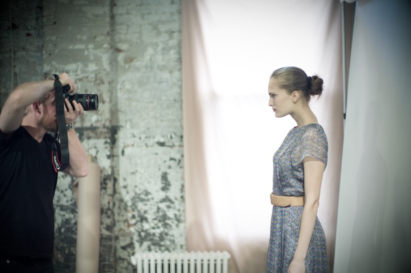Behind the scenes at the casting for today's Rag & Bone show at 5 p.m. See Photos. Complete Coverage: Spring 2012 Fashion Week