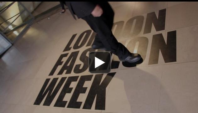 Streaming LIVE at London Fashion Week