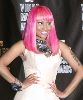 Nicki Minaj's New Nail Polish Collection