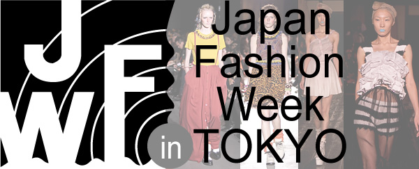 "The 11th edition of Tokyo Fashion Week – officially called ""Japan Fashion Week in Tokyo"" (JFW) – has begun. The JFW 2011 Spring/Summer Collection runs from October 15 – 24, 2010. This season's incarnation of JFW feels a little different than previous Tokyo Fashion Weeks. While there are still more than 35 brands taking part in the official JFW shows, more designers than usual are holding non-sanctioned runway shows, exhibitions, parties and other events. This mix of official and unofficial events is helping to create a little bit of mayhem, making for a more vibrant and unpredictable Fashion Week – something we applaud."
