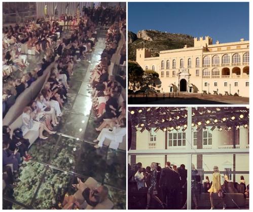 Palais at Monaco